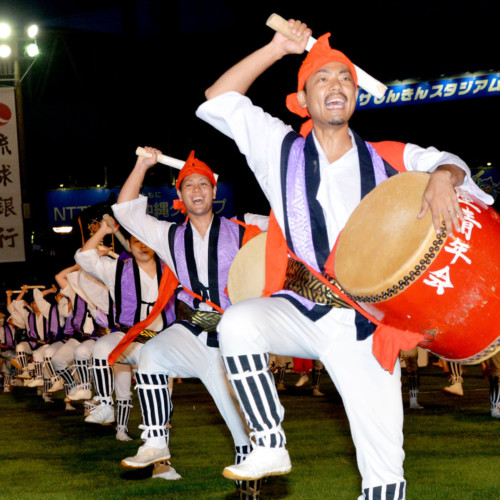 Okinawa Zento Eisa Matsuri