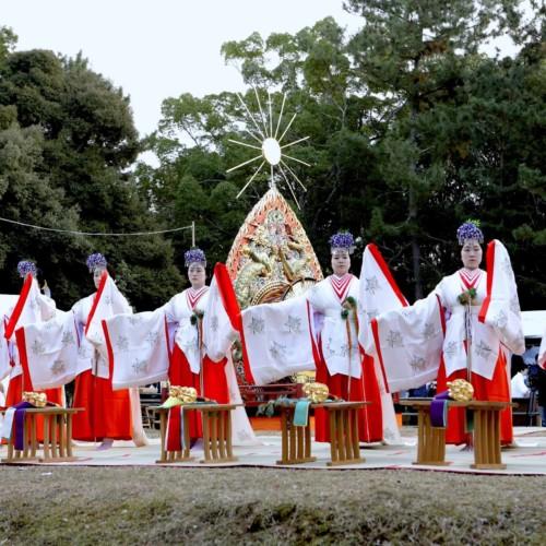 Kasuga Wakamiya On-Matsuri Festival