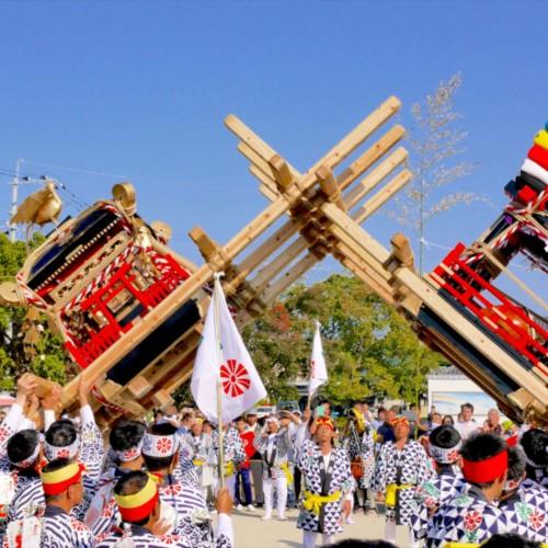 日本三大喧嘩祭 伊萬里神社御神幸祭 伊万里トンテントン