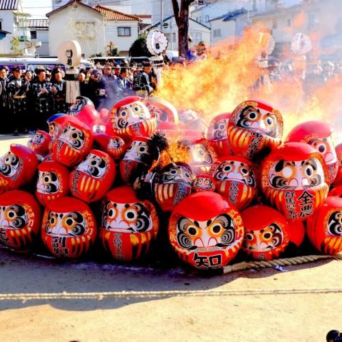 前橋初市祭