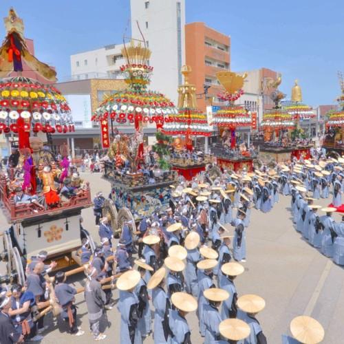 เทศกาลทะกะโอกะ มิคุรุมะยะมะ