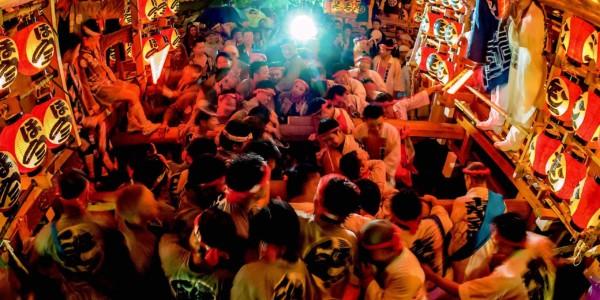 เทศกาลโคมไฟแห่งคุคิ