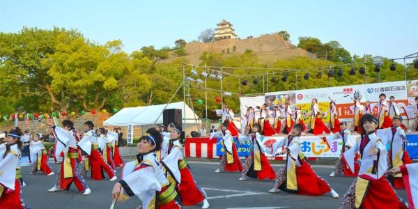 เทศกาลมะรุกะเมะ โอชิโระ