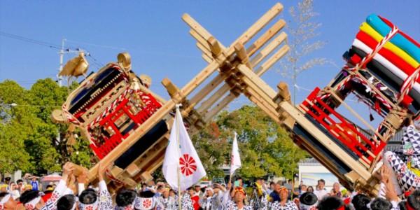 เทศกาลนิฮงซันไดเคงกะมัตซึริ อิมะริจินจะ โกะชินโคไซ อิมะริทงเท็นทง