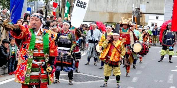 Matsue Warrior Procession