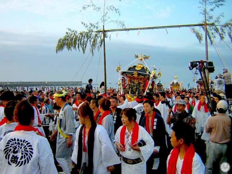 051 Re2 1 Hamaori Festival