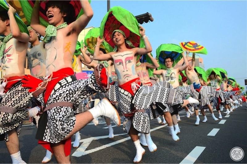 058 Re1 1 Shibukawa Bellybutton Festival