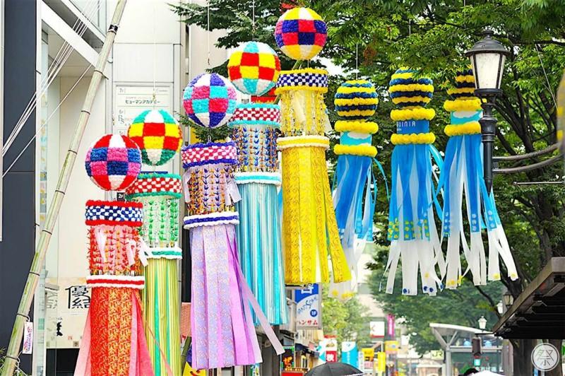 065 Re1 1 Sendai Tanabata Festival