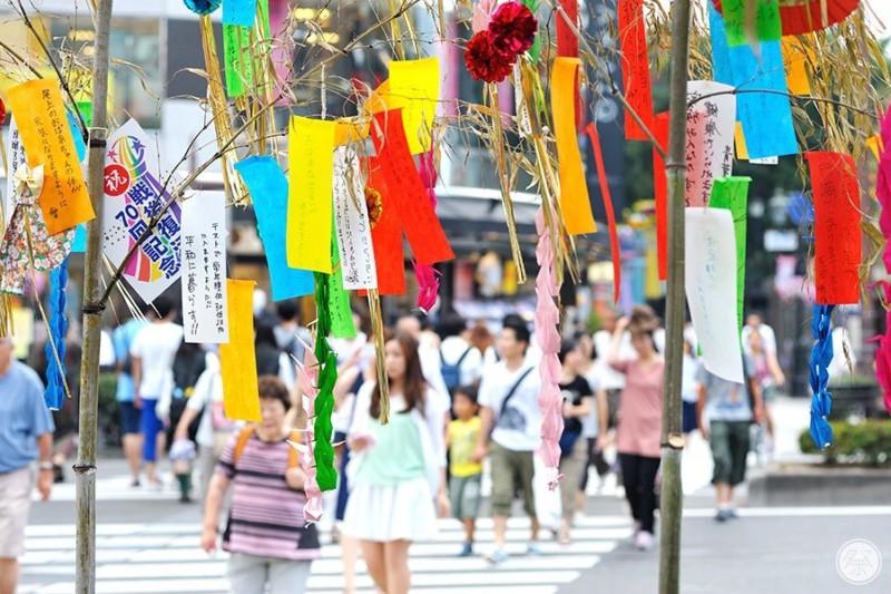 065 Re2 1 Sendai Tanabata Festival