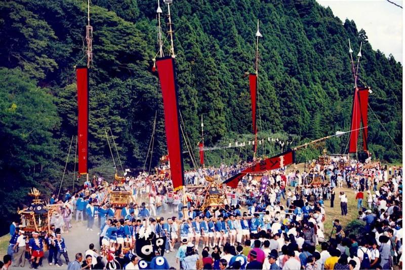 087 Re2 1 Okuma Kabuto Matsuri