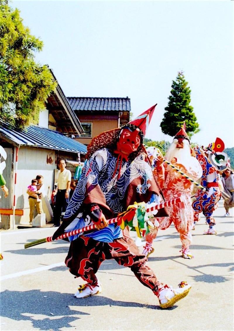 087 Re3 2 Okuma Kabuto Matsuri