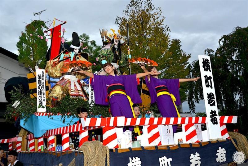 092 Re3 1 Kakunodate Matsuri