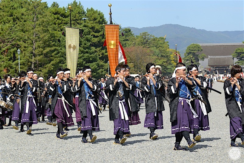 093 Re1 1 Jidai Matsuri Festival