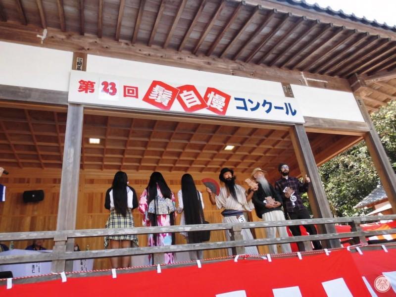 110 Re2 1 Shirahigetawara Shrine Doburoku Matsuri