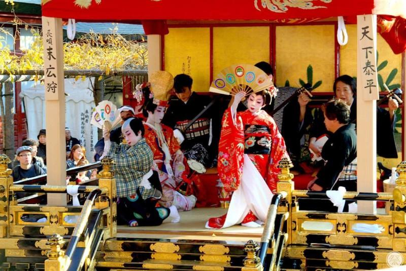 120 Re3 1 Chichibu Yomatsuri