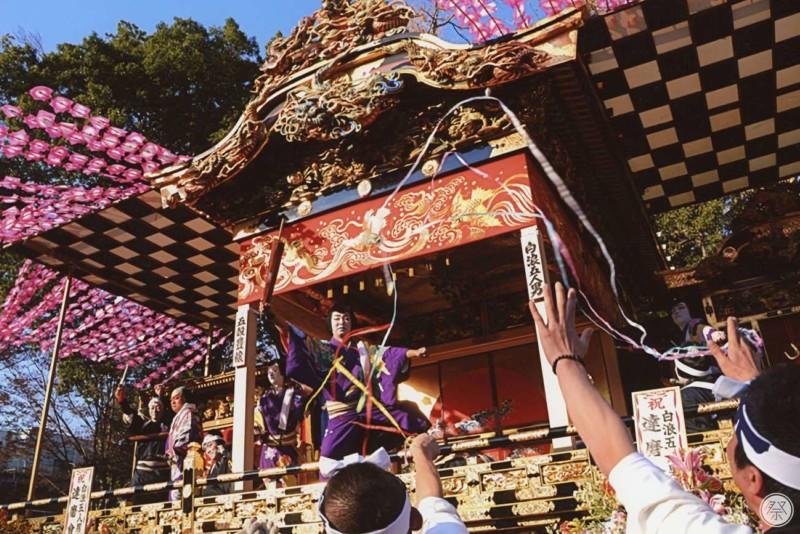 120 Re3 2 Chichibu Yomatsuri