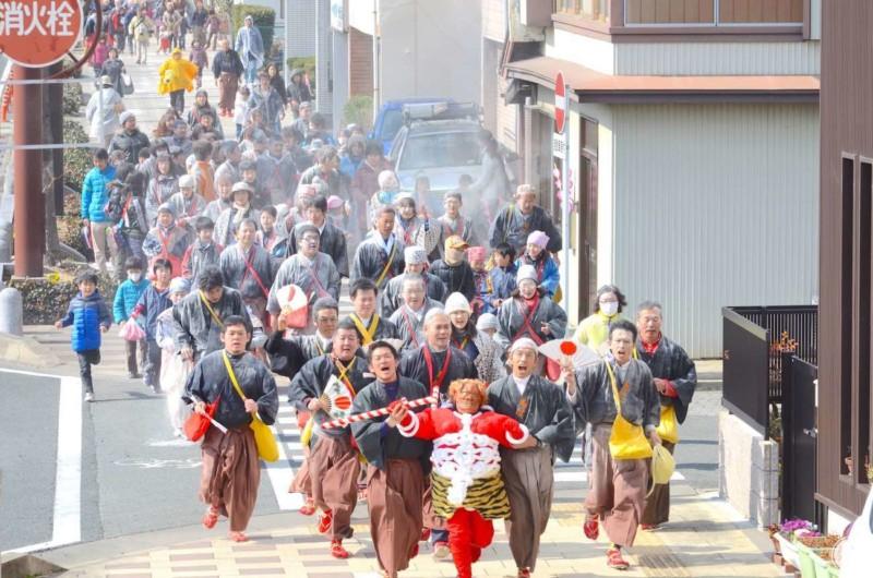 138 Re2 1 Toyohashi Oni Matsuri