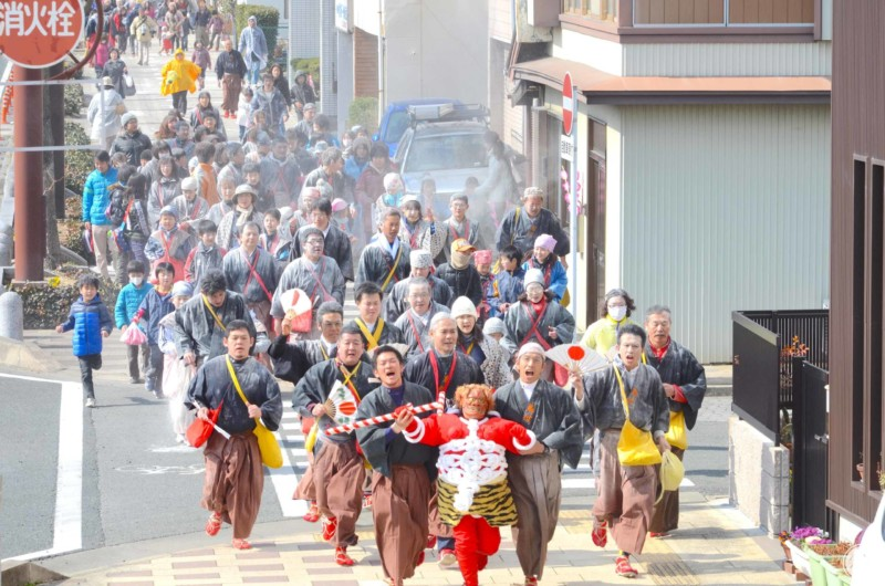 138 Reh Toyohashi Oni Matsuri