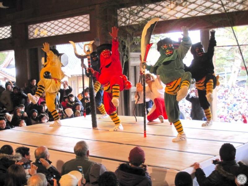 141 Re1 1 Honjoji Ogre Dance