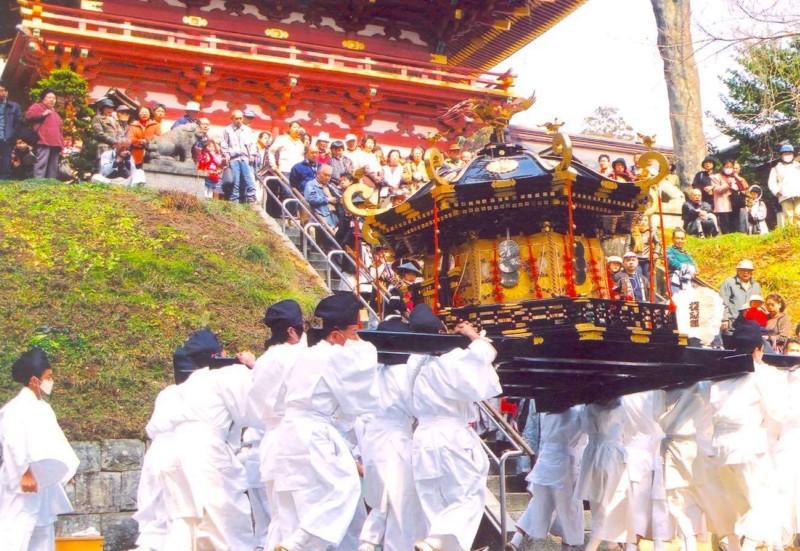 146 Re1 1 Shiogamajinzya Hotematsuri