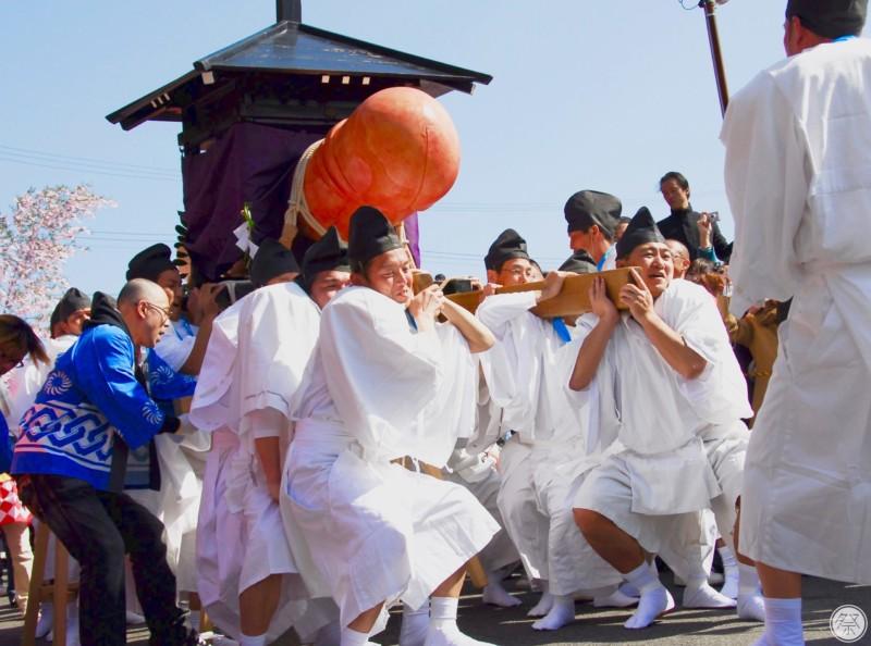 151 Reh 8 Honen Matsuri Tagata Shrine