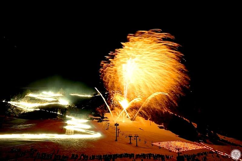 152 Reh  Echigo Yuzawa Onsen Snow Festival