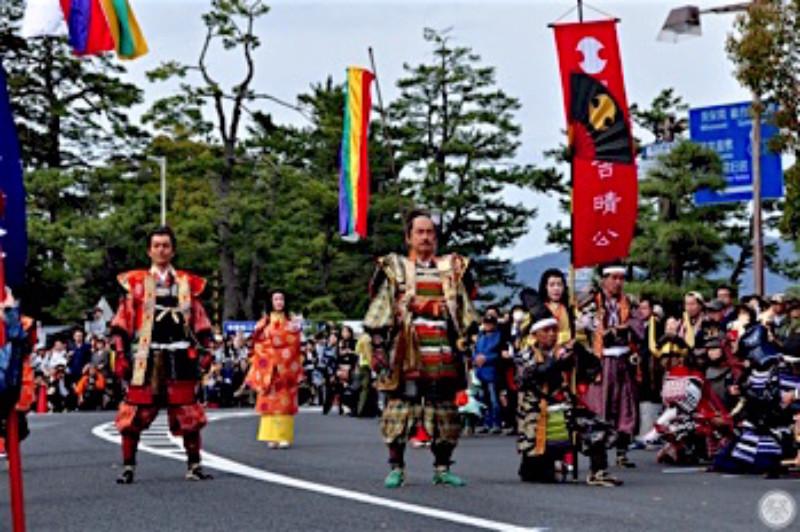 160 Re1 1 Matsue Warrior Procession