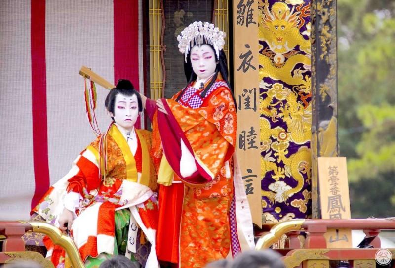 161 Re2 1 Nagahama Hikiyama Matsuri