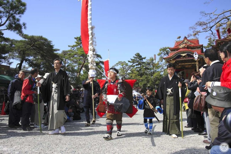 161 Re3 1 Nagahama Hikiyama Matsuri