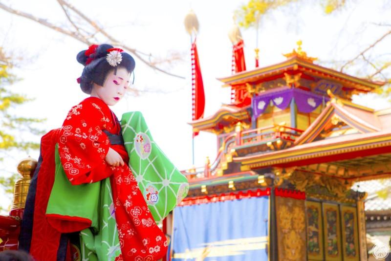 161 Reh Nagahama Hikiyama Matsuri