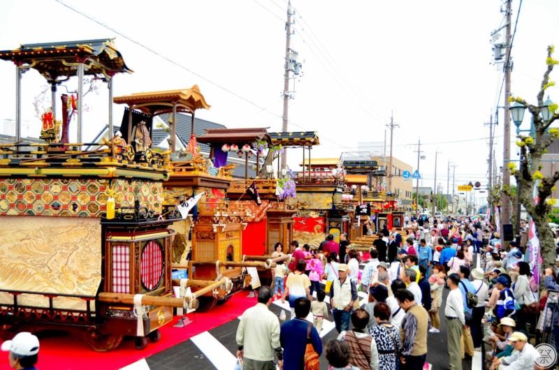 165 Reh2 Mino Takehana Matsuri And Fuji Matsuri