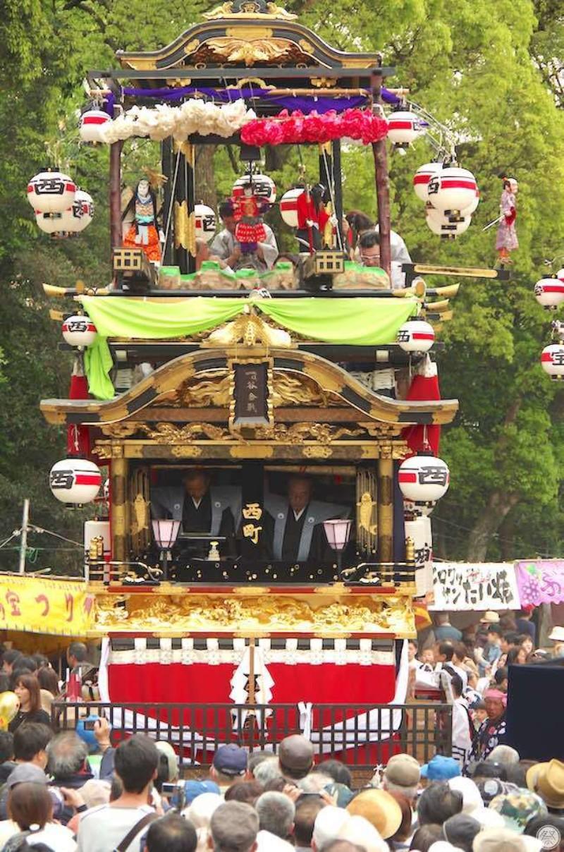 166 Re3 1 Chiryu Matsuri