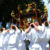 Shiogama Shrine Hote Matsuri
